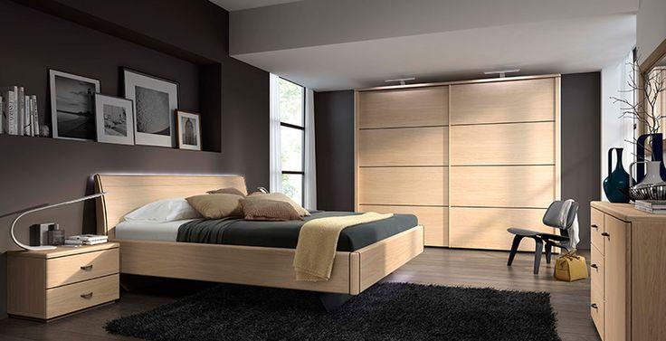 serment succombez au charme de cette chambre coucher serment moderne et l gante tout. Black Bedroom Furniture Sets. Home Design Ideas