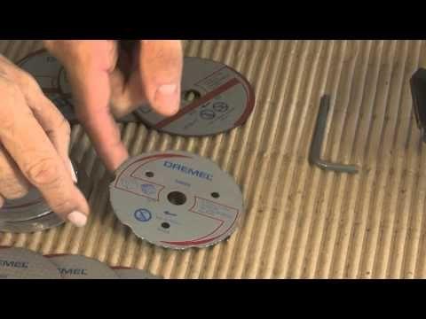 Mini Torno Dremel - Accesorios - Turorial - Herminia Devoto - Daniel Ibertis - YouTube