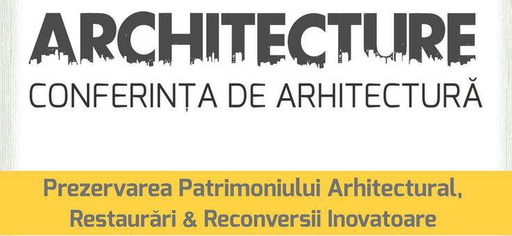 În această săptămână au loc ultimele înscrieri la evenimentul de arhitectură Architecture Conference&Expo ce va avea loc în 2 octombrie la Liberty Technology Park. Evenimentul va aduna peste 250 de arhitecți în cea mai mare comunitate din Transilvania și va include discuții legate de Prezervarea Patrimoniuliu Arhitectural, Restaurări și Reconversii Inovatoare. Mai multe detalii aici http://arhitecturaverde.ro/ultima-saptamana-de-inscrieri-la-architecture-conferenceexpo/