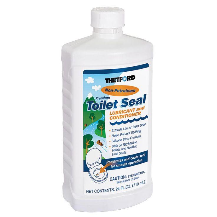 Thetford Eco Smart Holding Tank Deodorant Formaldehyde Free Formula 36 Oz Deodorant Bottle Biodegradable Products