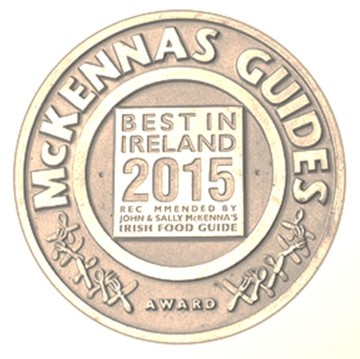 John and Sally McKennas' Guides ALL THE BEST PLACES TO EAT, SHOP AND STAY IN IRELAND. A LOCAL GUIDE TO LOCAL PLACES.