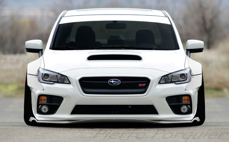 Subarus usually aren't my thing, but this is freaking amazing...