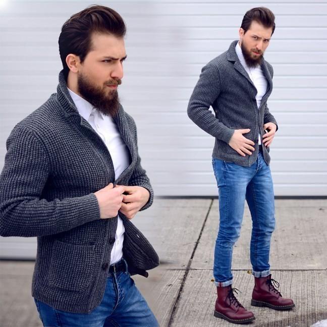 Algunos looks para combatir el frío del invierno... sin perder clase ni elegancia