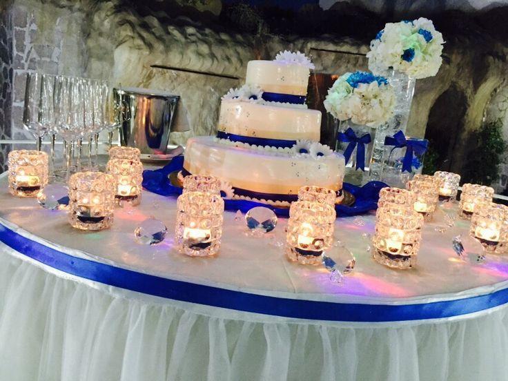 Scenografia Wedding Cake