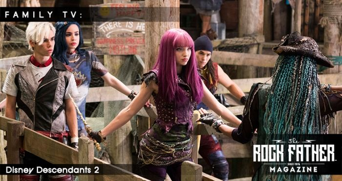 Watch the DESCENDANTS 2 Trailer & Music Video Now! via @therockfather