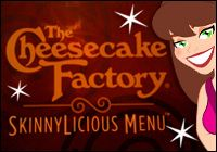Is Cheesecake Factory's SKINNYLICIOUS menu FAB or a FLOP? CLICK to find out...