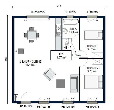 26 migliori immagini house building projects su pinterest for Cianografie a due piani