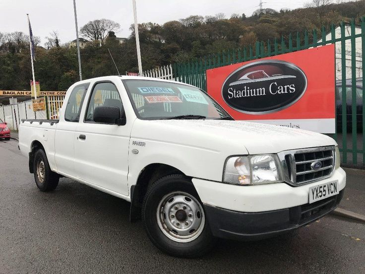 2005 Ford Ranger 2.5 TDdi Super Cab Pickup 4x2 Pickup Turbo