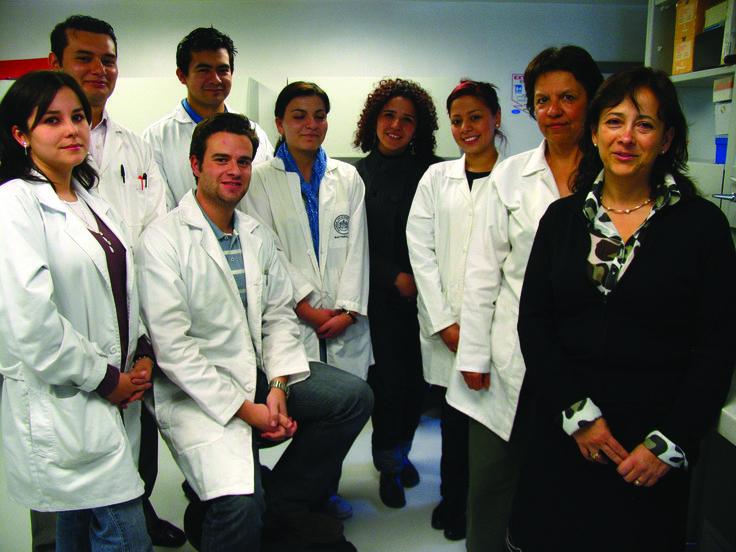 Grupo de investigación sobre el anamú, la inmunología y el cáncer