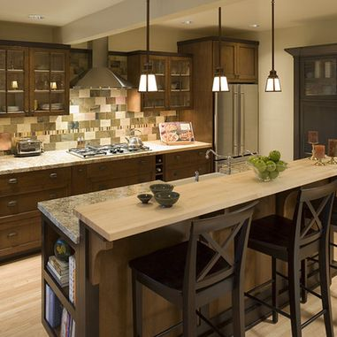 Split Level Entry Kitchen Design Ideas Pictures Remodel