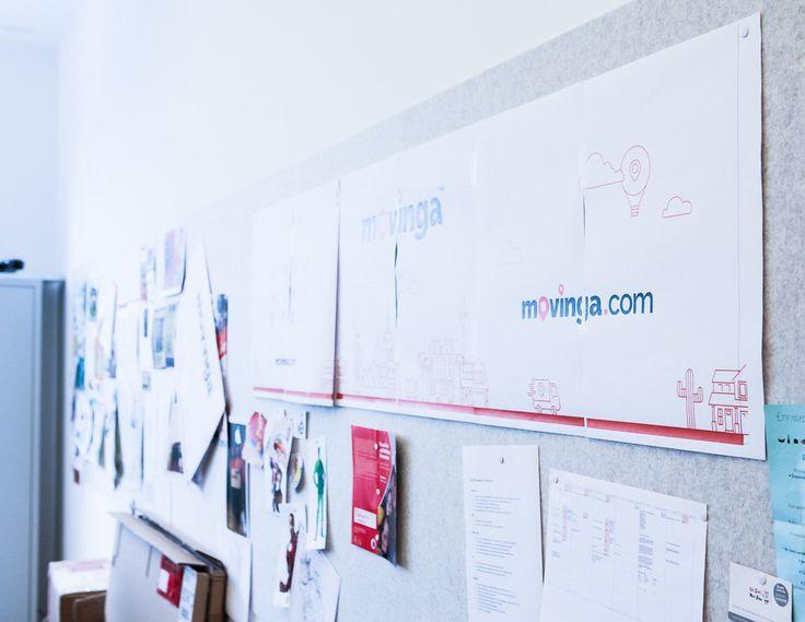 Inside of #Movingas Berlin Office. Proper Planning Prevents Poor Performance.  #wekeepcustomershappy #officedropin