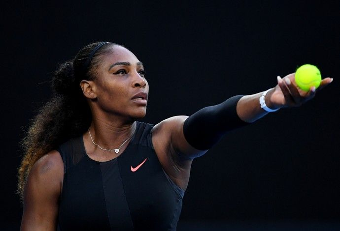 tênis Serena Williams (Foto: Getty Images)