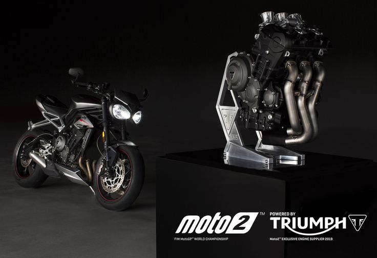 Triumph Motorcycles has been announced as the exclusive engine supplier to the FIM Moto2 World Championship from the 2019 season onwards. Triumph has signed a …