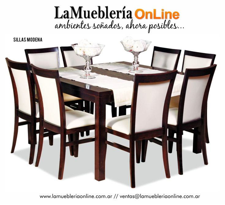 9 best images about juego comedor on pinterest for Catalogos sofas precios