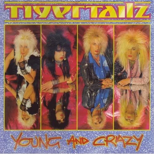 7 Best Images About Ridiculous Hair Metal Album Covers On