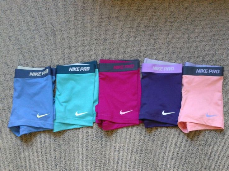 Can't wait to get some new workout shorts!