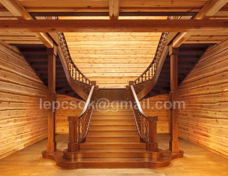 Lépcső, falépcső, lépcsőtervezés, lépcső számítás - Képgaléria - 3. Luxus falépcsők