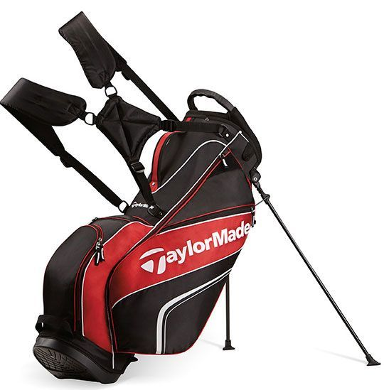 Taylormade Golf Caddy Bag Tm Core 2mscb Sy991 Black 2017 Model From An