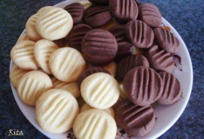 Pudingos kekszek   NOSALTY – receptek képekkel