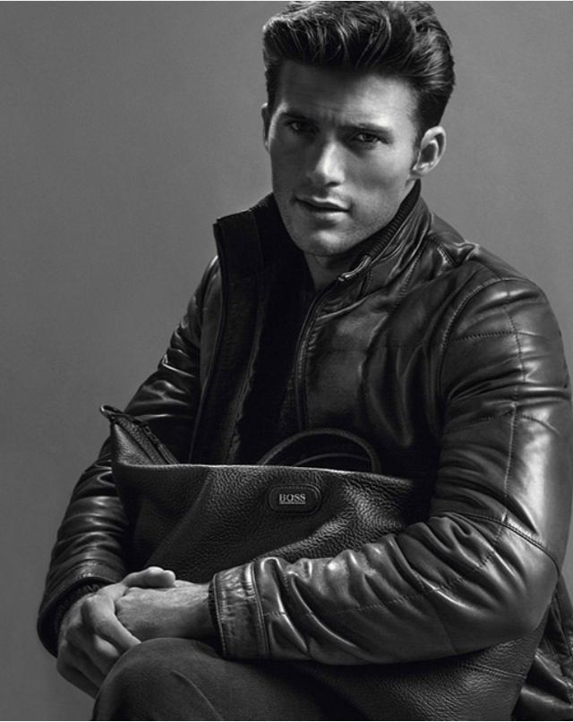 Scott Eastwood for Hugo Boss