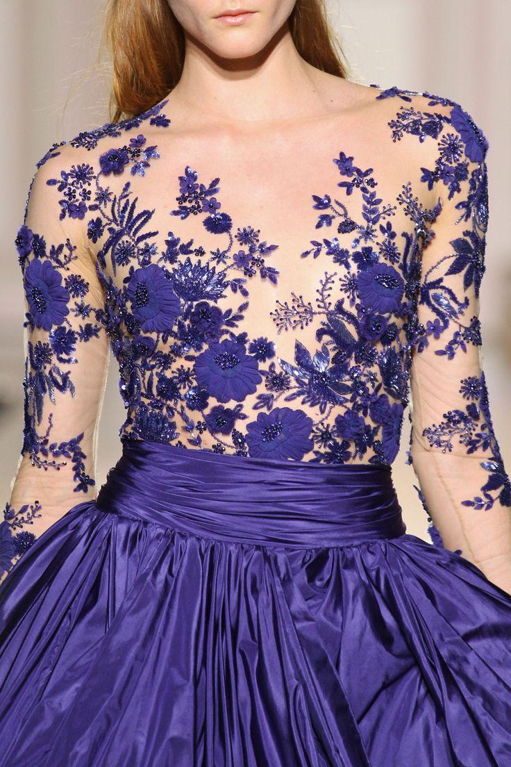 Zuhair Murad Fall 2012 Couture