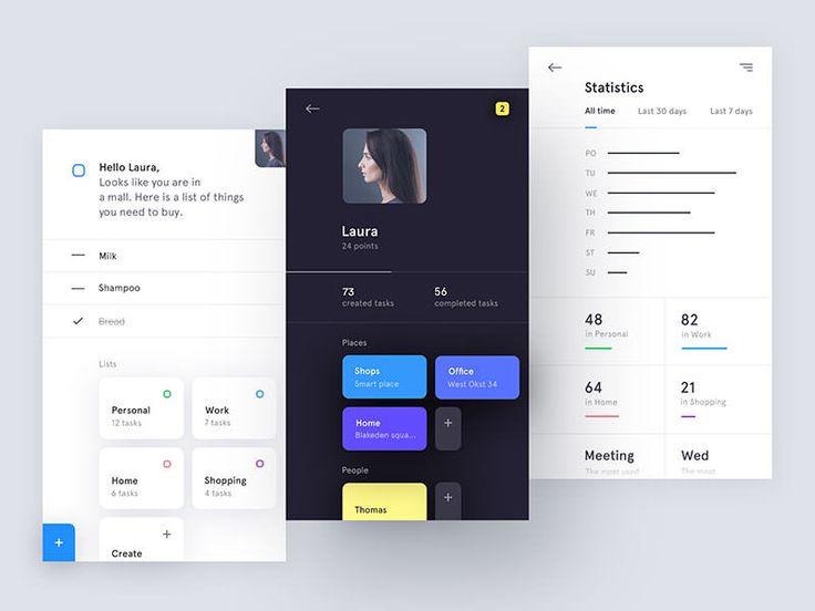 趋势丨8个你需要知道的2017年UI设计流行趋势