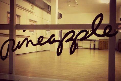 Pineapple Dance Studios. Covent Gardens. Dancing in London.