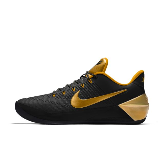 Dear NikeID, here's hoping they are in size 38 as well....  Kobe A.D. iD Men's Basketball Shoe