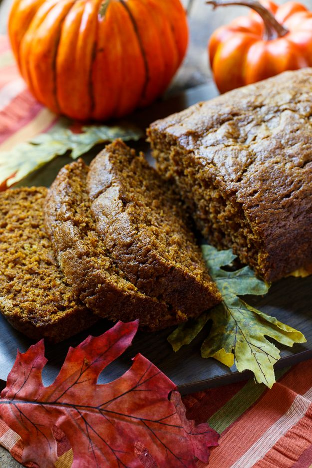 Quick Pumpkin Cake Recipe