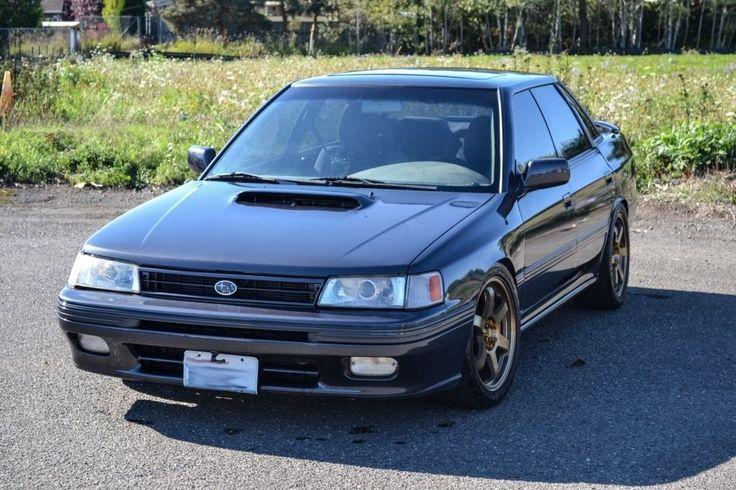 1991 Subaru Legacy Sport Sedan
