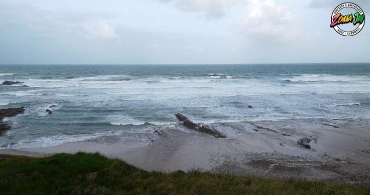 The winds are picking up today and north westerly which unfortunately means there's not many places to hide! Still nearly 5ft out there It's fairly messy today because of that wind direction. Go in for an after work surf and avoid unprotected areas High Tide (am): 06:27 (7.4m) Low Tide (am): 00:29 High Tide (pm): 18:44 (7.8m) Low Tide (pm): 12:44 Summerleaze at high tide will still be fun! For our full report and a 7 day prediction head to: https://www.zumajay.co.uk/surf-report