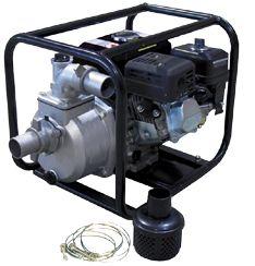 Motobomba gas. 5,5cv 163cc 30000l/h  #herramientasjardin