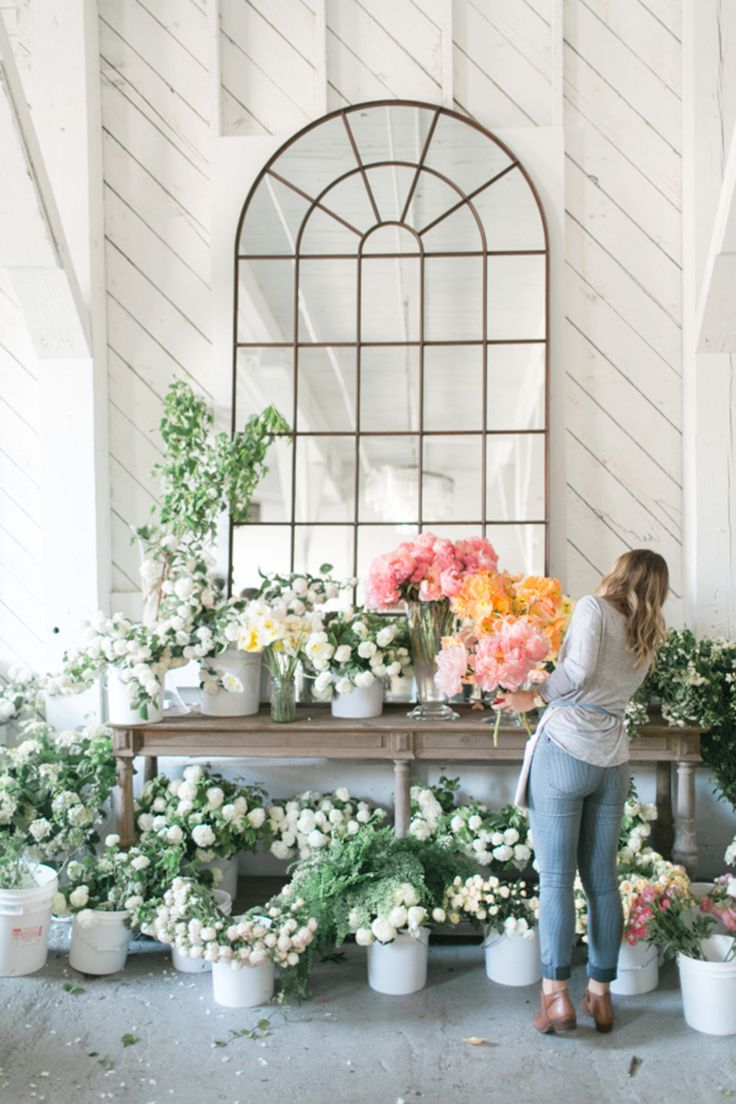 Décor Inspiration   The Power of Flowers