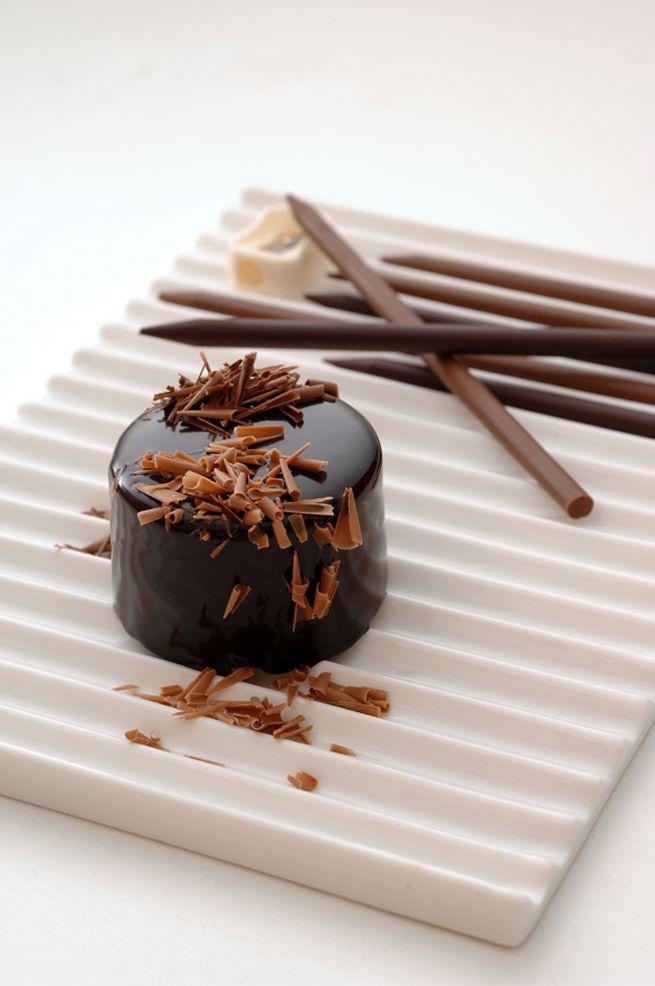 Chocolate Pencils by Nendo | Trendland