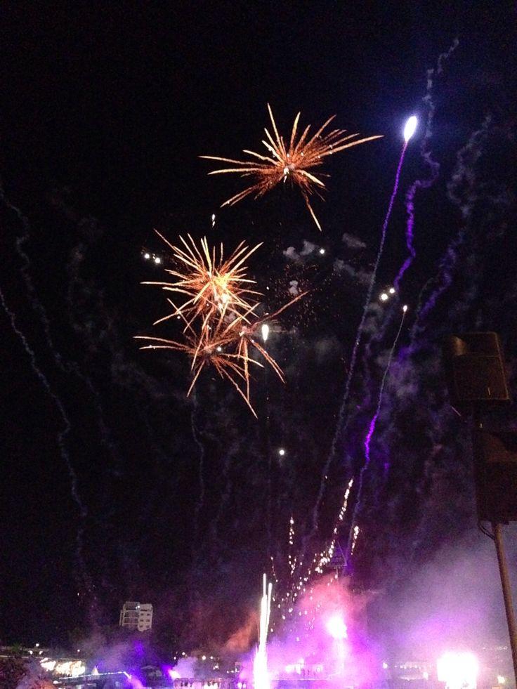 Fireworks - Brisbane Ekka