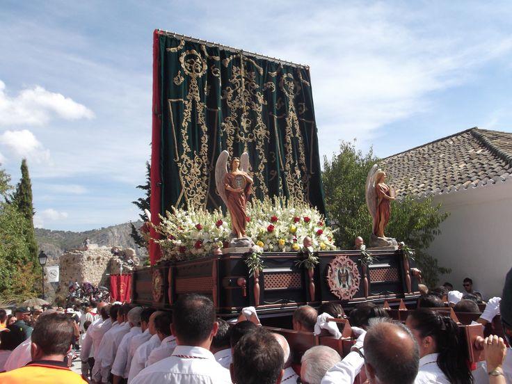 Romería del Cristo del Paño de Moclín