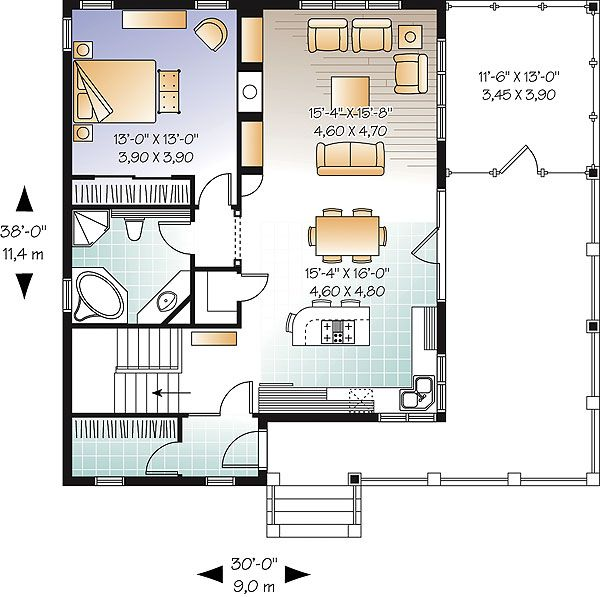 Gallagher Kitchen: 2688 Best Amazing House Plans Images On Pinterest