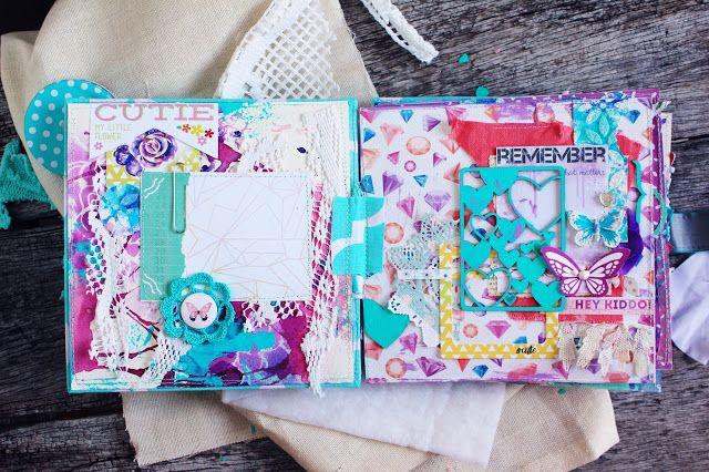 Taniko: Девчачий альбом >>> The Crafter's Workshop