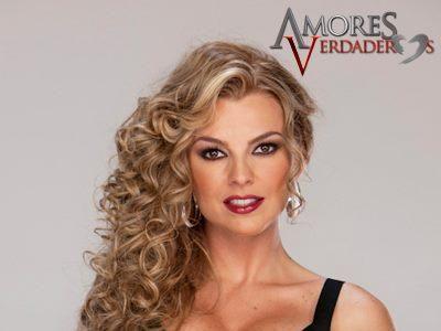 Kendra Ferreti (Marjorie de Sousa) - Personajes Amores Verdaderos