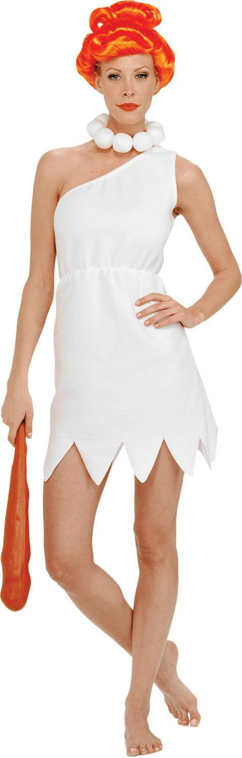 Adult Flintstones Wilma Flintstone Costume - Party City