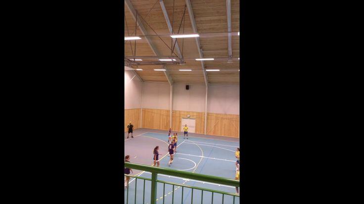 Handball at Thon Hallen, Flå