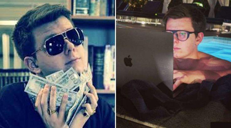 Erik Finman : à 18 ans, il devient millionnaire et lâche les cours grâce au Bitcoin