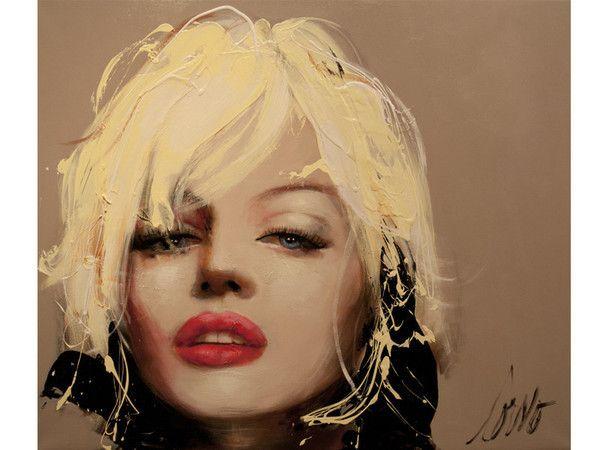 Blonde on Taupe - Limited Edition of 10.    Dimensions: 33.5'' x 40'' & 20'' x 24''