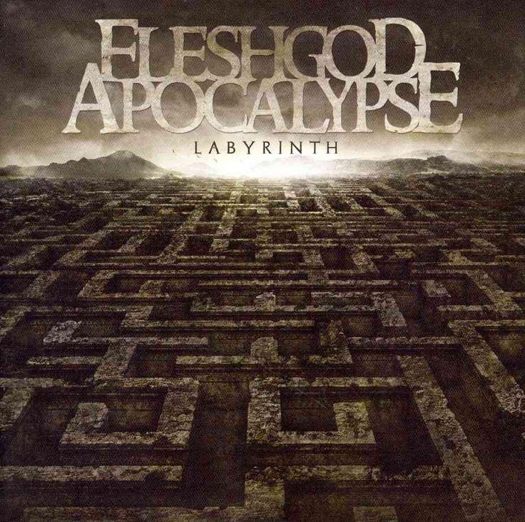 Fleshgod Apocalypse - Labyrinth, Grey