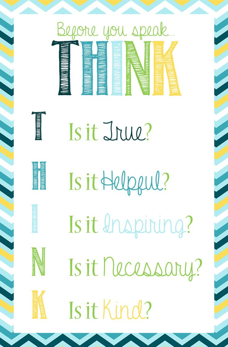 Poster design ideas for school - My Personalized Version Of The Think Poster High School Classroom Poster Decor
