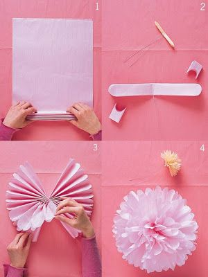 House Rô: Simple Tips: party decorations