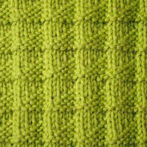 Stocking Stitch Triangles