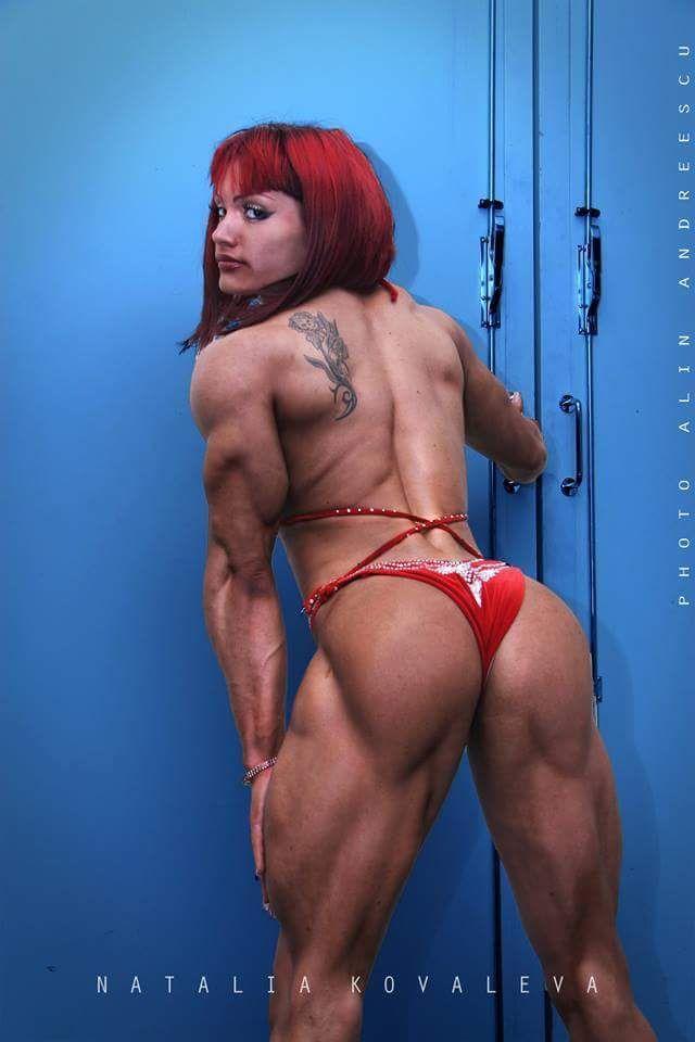 Female Hardcore Muscle 64