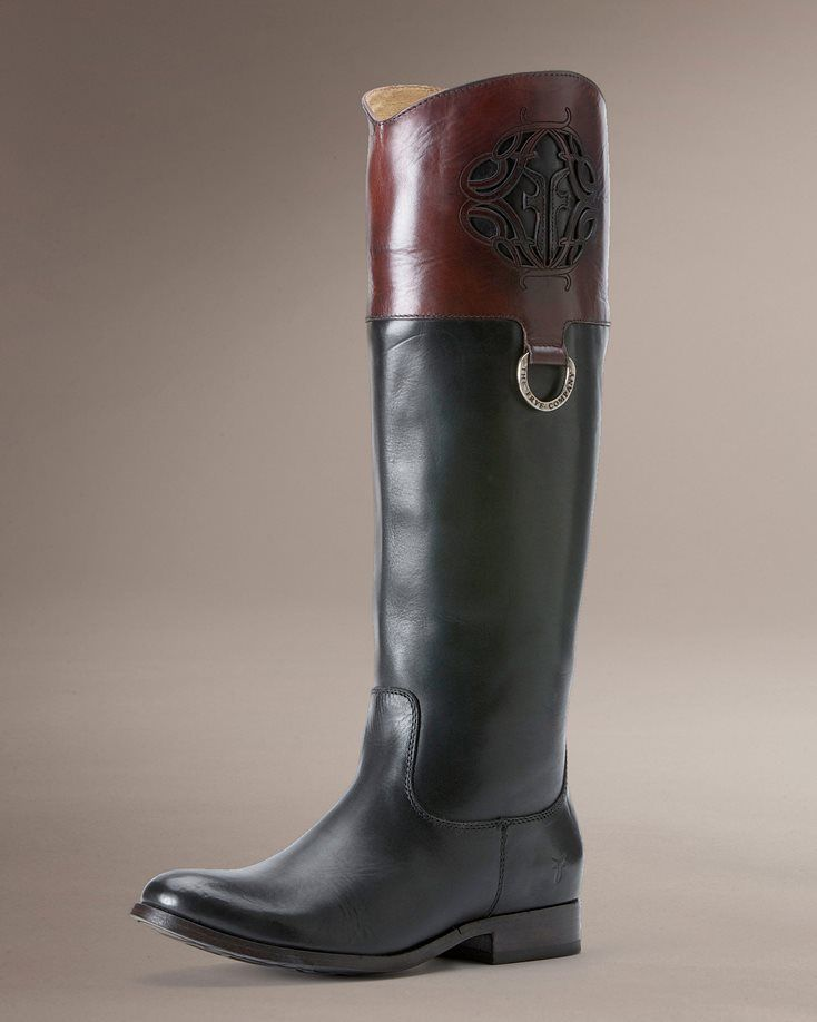 FRYE Melissa Boots Collection   The FRYE Company