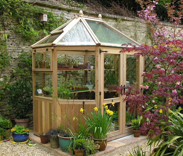 26 Mini Indoor Garden Ideas To Green Your Home: 38 Best Images About Cedar Greenhouses On Pinterest